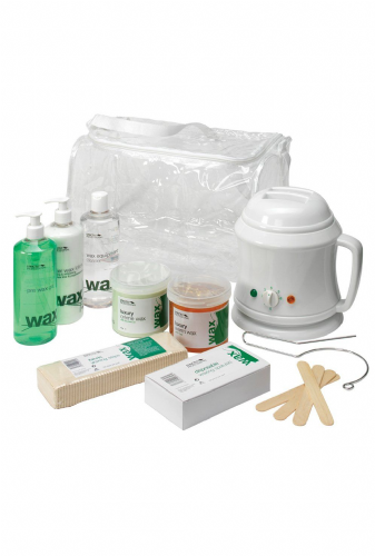 Strictly Professional - 500CC Heater Wax Kit